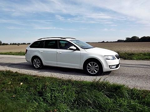 Škoda octavia combi 1,6 tdi 77 kw - dynamická a úsporná - testujeme